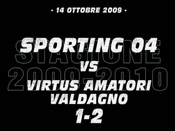 Sporting 04-Virtus Am. Valdagno (1-2)