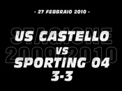 US Castello-Sporting 04 (3-3)