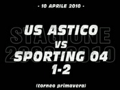 US Astico-Sporting 04 (1-2)