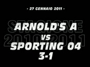 Arnold's A-Sporting 04 (3-1)