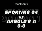 Sporting 04-Arnold's A (0-0)
