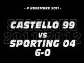 Castello 99-Sporting 04 (6-0)