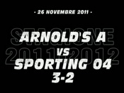 Arnold's A-Sporting 04 (3-2)